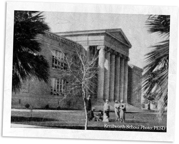 Kenilworth School in Phoenix 1920