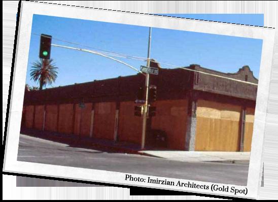 Gold Spot Marketing Center
