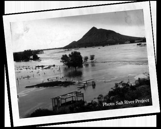 Phoenix flood 1905